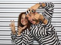 Prisoners having fun