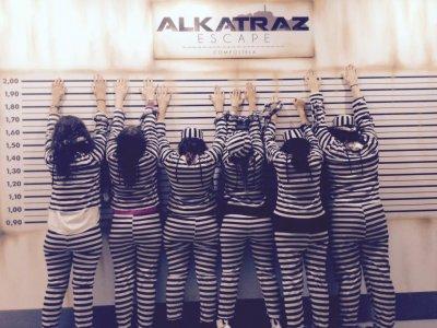 Alkatraz Escape Compostela