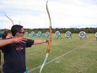 射箭比赛在Cabañeros