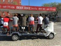 Compartiendo bici