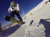 Salto de snow