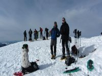 Come to Madrid to practice snowshoeing