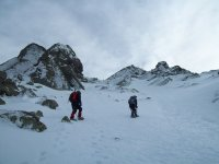 Mountaineering in the mountains of Madrid