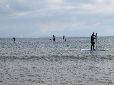 Hot Stick Tarifa Paddle Surf