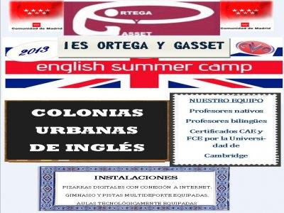 cvvo English Camps