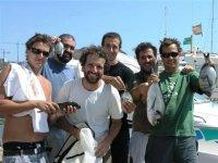 Grupo de pesca
