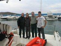 Pesca para grupos