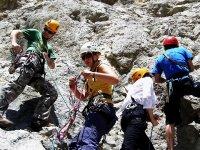 Corso di arrampicata e via ferrata (3 giorni)