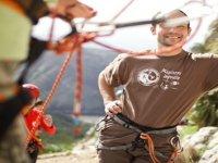 Pratica arrampicata (corso per principianti)