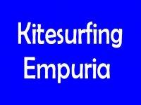 Kitesurfing Empuria