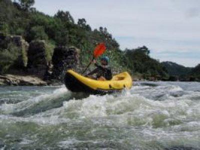 Aventuras en Galicia Canoas