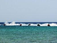 Conduccion deportiva de motos de agua en Suances