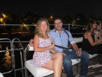 Excursion nocturna por el Guadalquivir