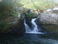 Canyoning in Santa Baia