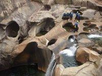 Xallas River Canyoning