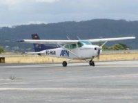 Las avionetas de Aventuras en Galicia
