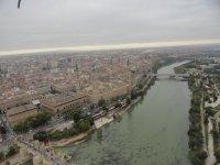 El Ebro desde el globo