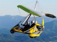el pendular para sentir una nueva forma de volar