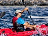 Navegación en kayak