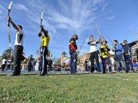 Archery in Galicia