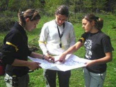 Aventuras en Galicia Orientación