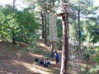 Rock climbing walls in Galicia