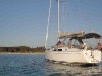 Sailing in Hanse along the Costa Brava
