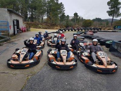 Aventuras en Galicia Karting