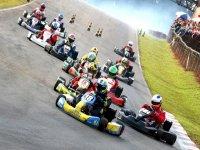 Carrera de karting en Galicia