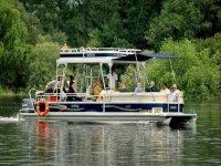 River catamaran