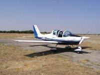 Uno de nuestros aviones
