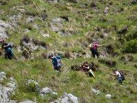 Hiking with club nevada