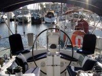 Timon del barco