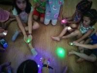 Dinamicas con luces