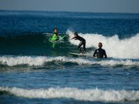 Controlling the wave in the Cantabrian