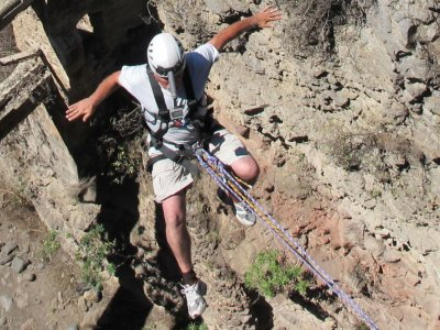 Bungee Jumping in Alcoi, Alicante