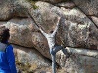 subiendo rocas