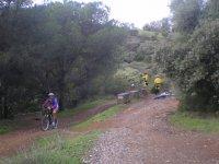 路线山地自行车路线路径