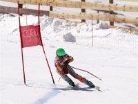 Descenso de esquí