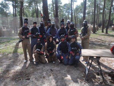 Pinocio Paintball