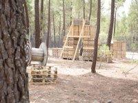 Fuerte de madera