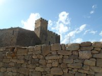 Castles that you discover hiking
