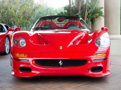 GT Academia Conducir un Ferrari