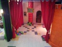 Entrada a la sala de marionetas
