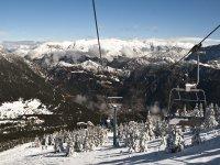 滑雪缆车-999履带
