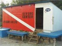 instalaciones de diving center