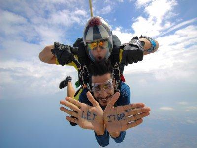 Salto libre gold en Empuriabrava de 3 horas