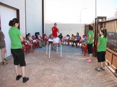 CAS Diverpark Campamentos Urbanos