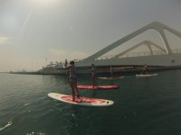 Excursion de paddle surf en bikini