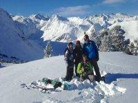 Día de esquís y aventura en el Valle de Arán